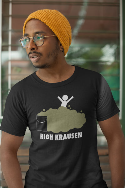 High Krausen T-Shirt Action Shot