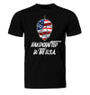 Handcraft Craft Beer in the USA T-Shirt Flat
