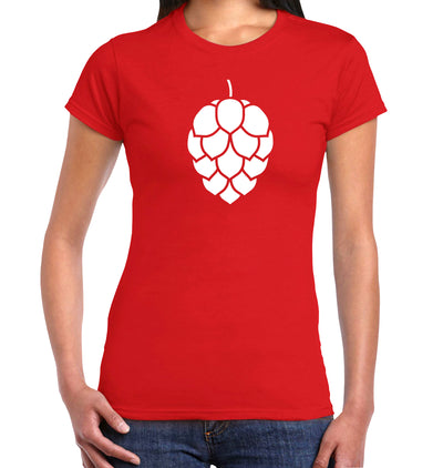 Women's Hop Cone T-Shirt