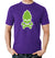 Hop Skull and Crossbones Craft Beer T-Shirt on Model