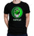Hop Head Bottle Cap Skull T-Shirt Standard Print