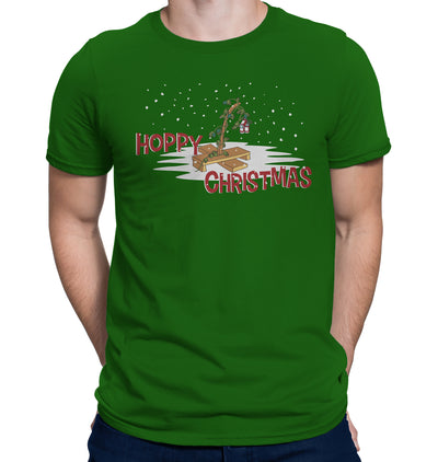 Hoppy Christmas Beer T-Shirt