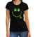 Women's Hoppy Happy Smile T-Shirt on Model
