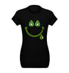 Women's Hoppy Happy Smile T-Shirt Flat