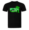 Hopzilla King of All Monster Beers T-Shirt flat