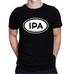 IPA Bumper Sticker T-Shirt on Model