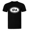IPA Bumper Sticker T-Shirt Flat