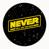 Never Tell Me The Odds Beer Coaster