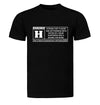Rated H for Hops T-Shirt