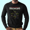 The Four Methods of Homebrewing Beer Longsleeve T-Shirt