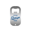 Custom Metal Rectangular Bottle Opener