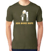 Add More Hops T-Shirt on Model