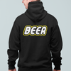 Beer Brick Building Blocks Zip Up Hoodie