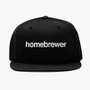 Homebrewer of Beer New Era 9Fifty Snapback Hat