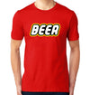 Beer Brick T-Shirt on Model