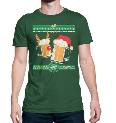 Tasty Brew Christmas Beer Sweater Beer T-Shirt