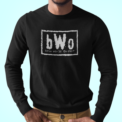 Brew World Order Beer Longsleeve T-Shirt