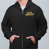 Ales From The Crypt Zombie Pub Crawl Zip Up Hoodie
