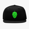 Green Hop Cone Beer New Era 9Fifty Snapback Hat