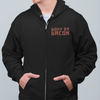 Body By Bacon Zip Up Hoodie