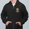 Munich Oktoberfest Eagle Beer Zip Up Hoodie