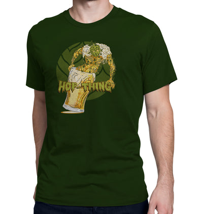 Hop-Thing T-Shirt on Model