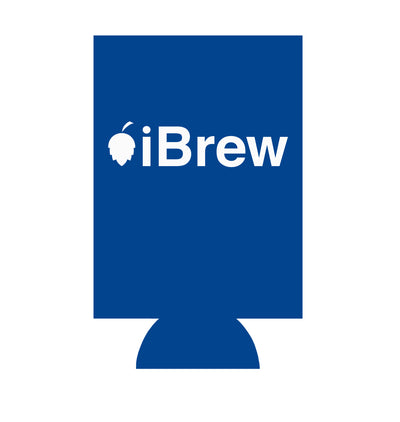 iBrew Can Hugger Blue