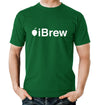 iBrew Homebrewing T-Shirt on Model