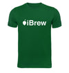 iBrew Homebrewer Craft Beer T-Shirt Flat