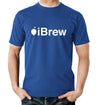 iBrew Homebrewer Craft Beer T-Shirt on Model