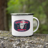 Crystal Lake Brewing Company Beer 11oz Stainless Steel Camping Mug