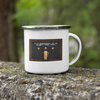 It's Dangerous To Go Alone, Take This Beer 11oz Stainless Steel Camping Mug