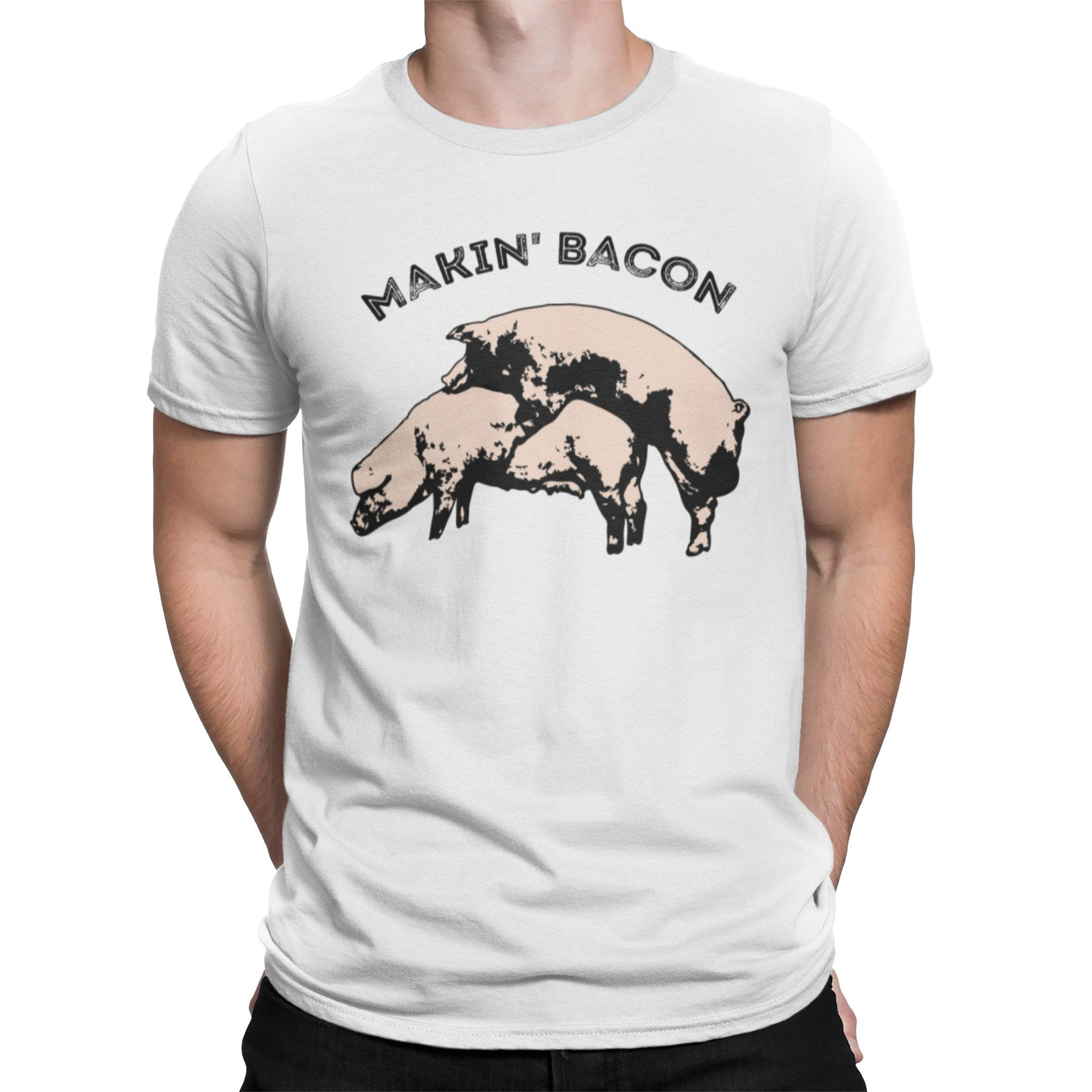 Makin' Bacon BBQ T-Shirt