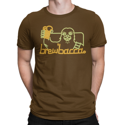 Brewbacca Beer Wars T-Shirt