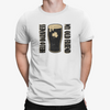 Hello Darkness My Old Friend Stout Beer T-Shirt