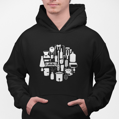 Tools of the Trade Homebrew Craft Beer Pullover Hoodie