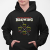 The Four Methods of Homebrewing Craft Beer Pullover Hoodie