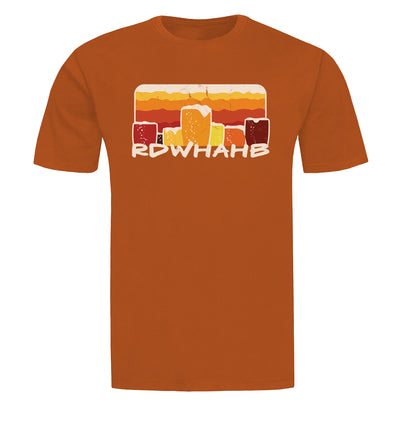 Relax, Don't Worry, Have a Homebrew Craft Beer T-Shirt Flat