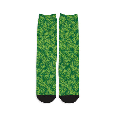 Hop-Bines Craft Beer Socks Front