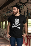 Hops and Crossbones Craft Beer T-Shirt
