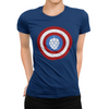 Captain Hop Cone America Shield Beer T-Shirt
