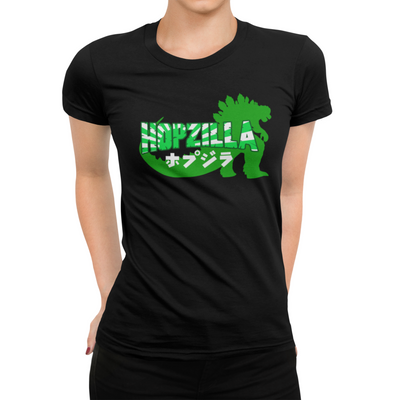 Hopzilla King of All Monster Beers T-Shirt