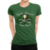 Spill Blood Not Beer St. Patrick's Day Beer T-Shirt