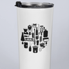 Tools of the Trade Homebrew Craft Beer 20oz Travel Mug