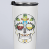 Brewer's Sugar Skull Craft Beer 20oz Travel Mug
