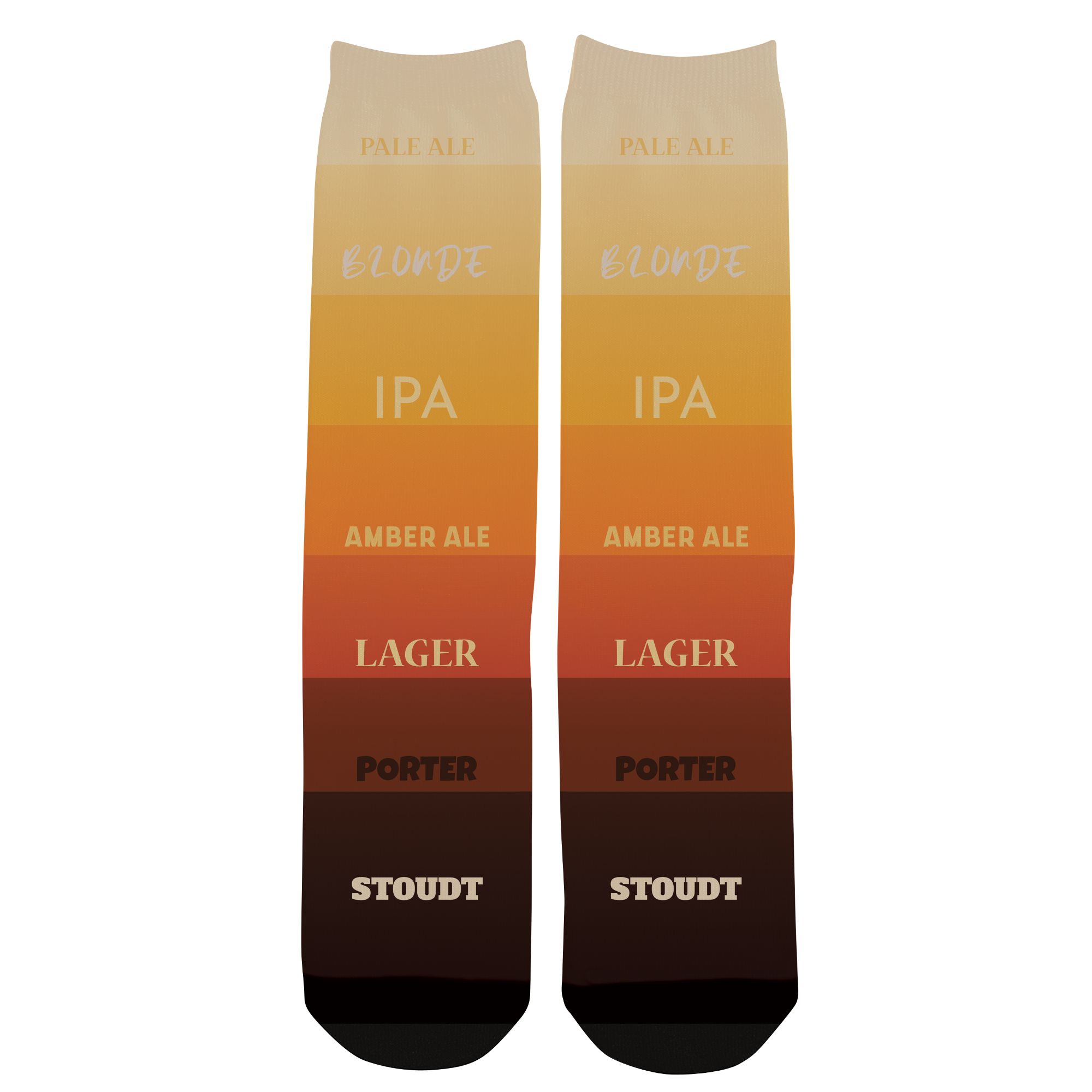 Beer Types Craft Beer Socks
