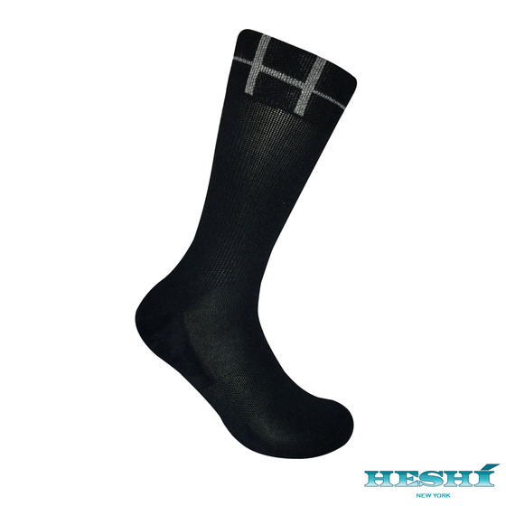 Heshí Basic Crew Sock - Black