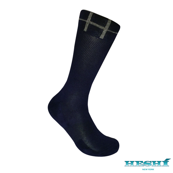 Heshí Basic Crew Sock - Navy