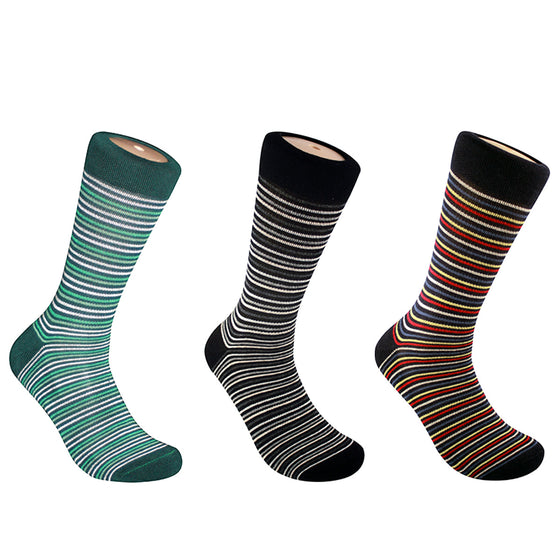 Heshí Thin Stripe Sock Collection - Heshí Socks