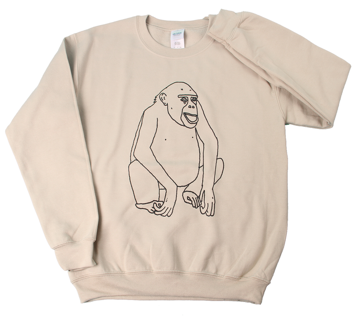 Simp Chimp Sweatshirt